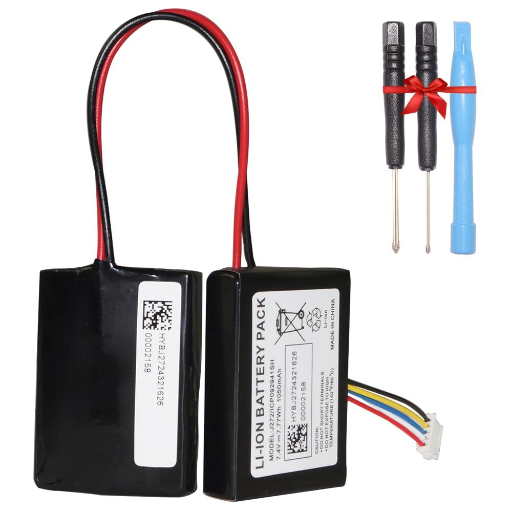 Hixon 1050mAh 7 4V ICP092941SH replacement battery for Beats Pill 2 0 wireless portable bluetooth speaker