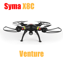 Syma X8C 2 4G 4ch 6 Axis Venture with 2MP Wide Angle Camera RC Quadcopter RTF