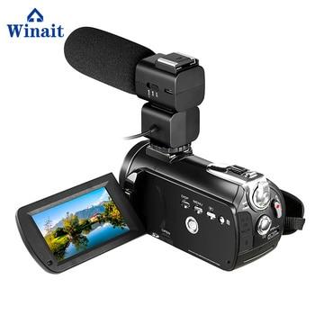 Winait Professional 12 x optical zoom super 4k digital video camera