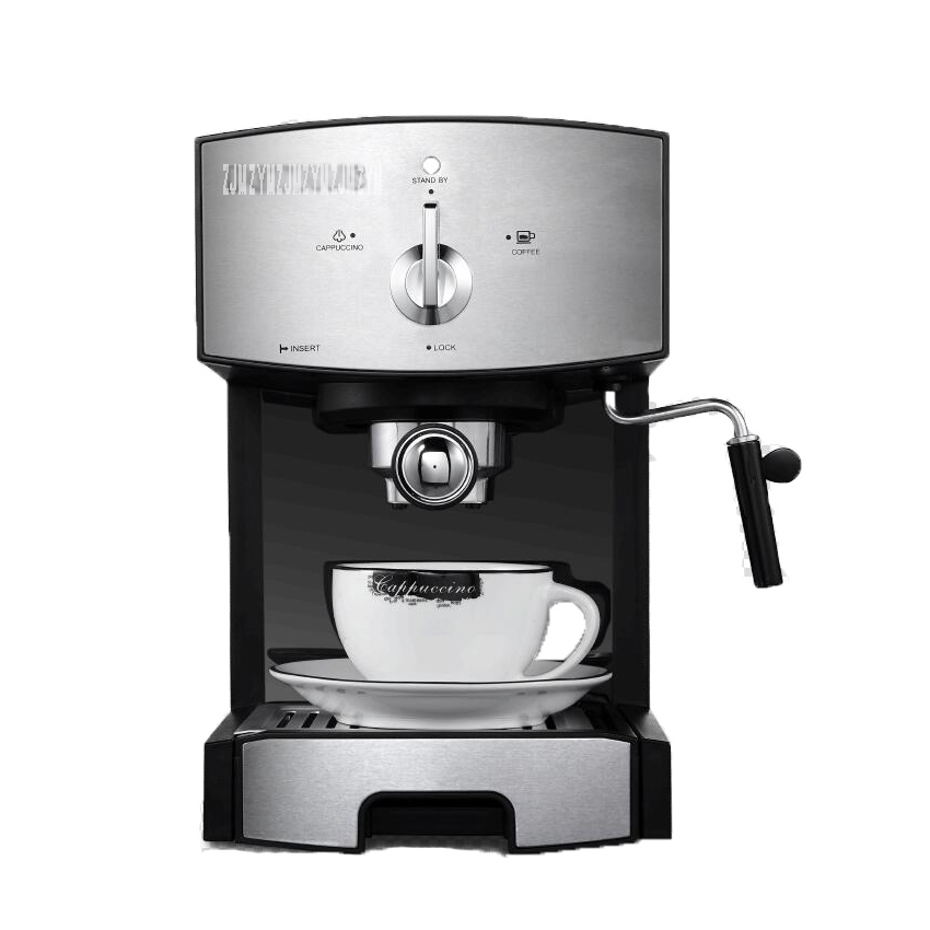 PE3360 20 Bar Steam Type Automatic Italian Cappuccino Espresso Milk Bubble Coffee Machine For Home Commercial Coffee Makers md2007 muti function full automatic italy type espresso cappuccino coffee maker machine with high pressure steam for home use