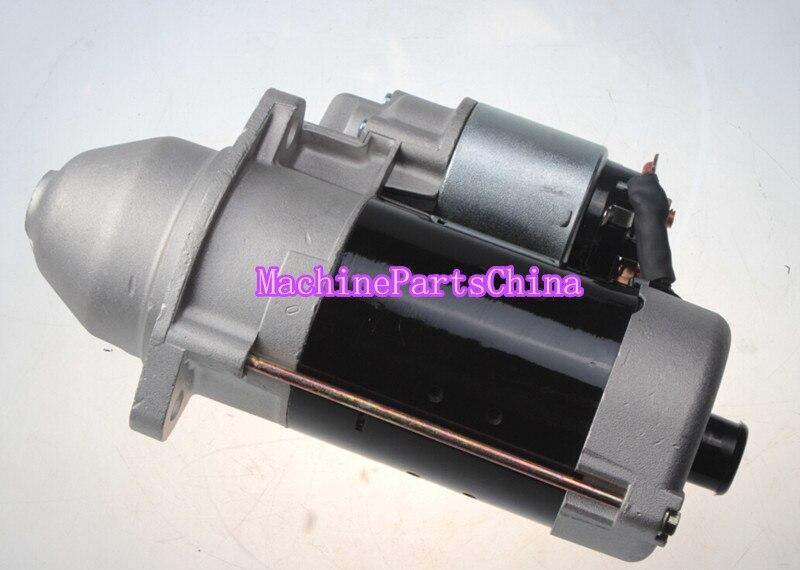 New Starter Motor 1285858 For Deutz BF4M011F 12V 9T HAMM HD12 HD10 HD70 HD75