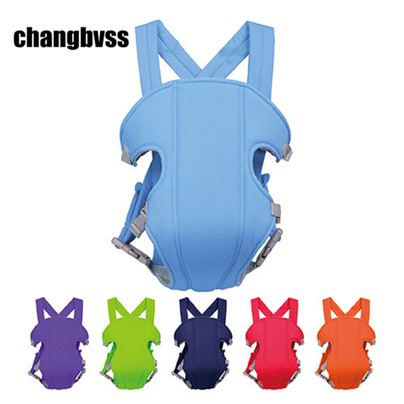 Hot Sell Front Facing Baby Carriers Baby Sling Comfort Newborn Cradle Pouch Ergonomic Kids Backpack Infant Kangaroo Bags Manduca