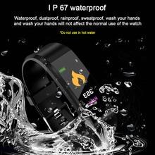 Купить с кэшбэком Smart Bracelet 115 Plus Bluetooth Heart Rate Blood Pressure Smart Band Pedometer Sports Wristband for Ios Android Smart Watch