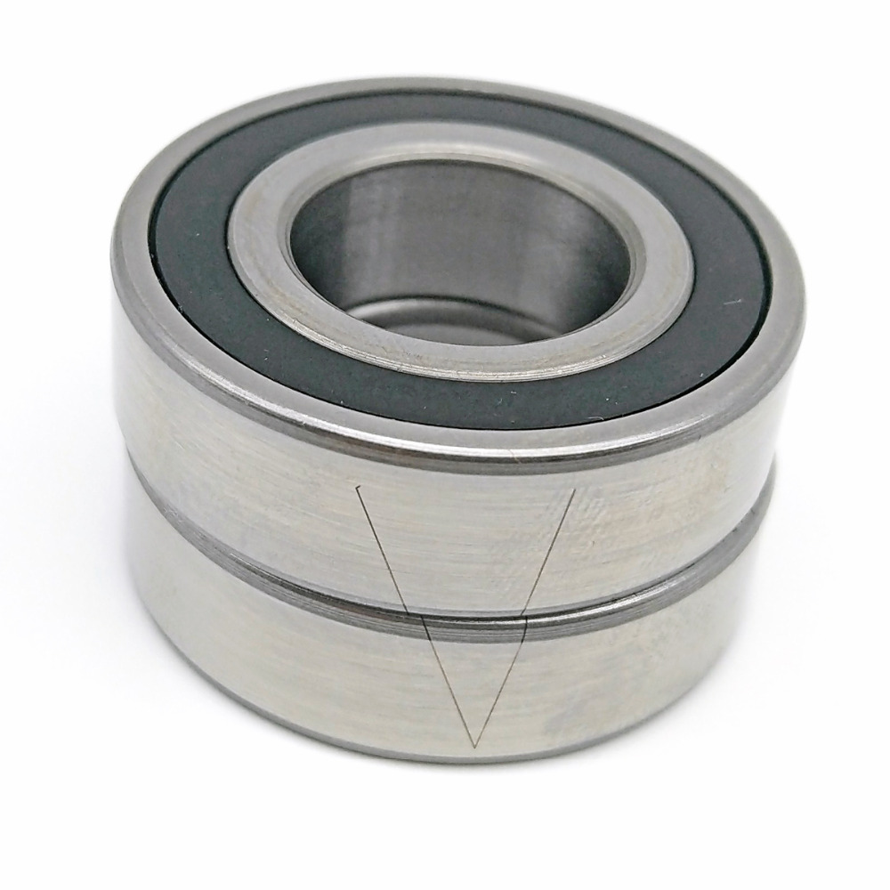 DALUO Bearings 7009 7009C 2RZ P4 HQ1 DB DT DF 7009C 45X75X16 Angular Contact Bearings ABEC-7 Ceramic Ball Precision Bearings CNC цена