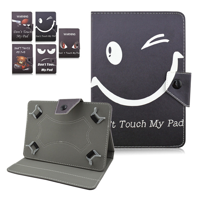 10 inch Universal tablet PU Leather  Cover  For Acer Iconia Tab A500/A501/A510/A511/A700 10.1 inch Case+Center flim+pen KF492A