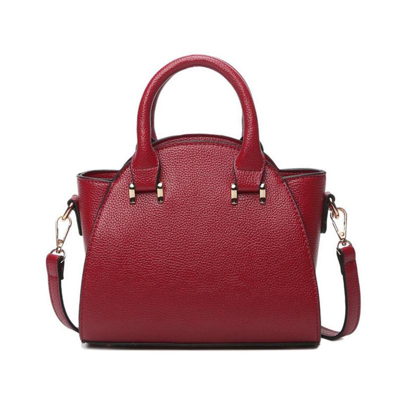 bolsos de cuero mujeres ala bolsa de mensajero bolsas de diseador de moda de lujo