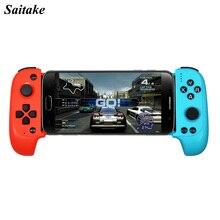 Новый Saitake 7007X беспроводной Bluetooth игровой контроллер Телескопический геймпад джойстик для samsung Xiaomi Huawei Android телефон ПК