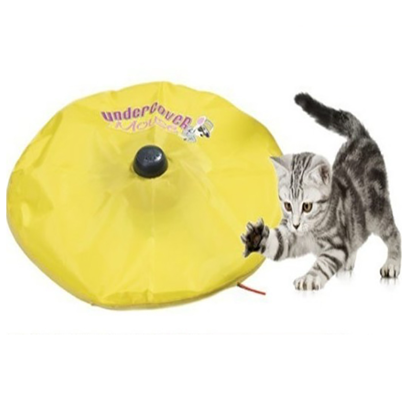 Buy cat 39 s meow as seen on tv undercover for Best motorized cat toys