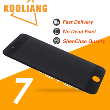 2pcs Shenchao Quality For iPhone 7 LCD Display With Touch Screen Digitizer Assembly Replacement
