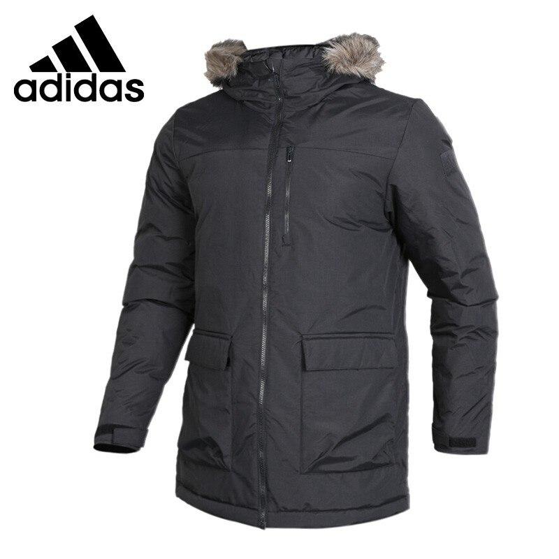 Nouveauté originale 2018 Adidas veste en coton rembourré vêtements de sport pour hommes