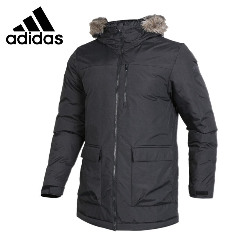 Original New Arrival 2018 <font><b>Adidas</b></font> <font><b>Men's</b></font> Cotton-padded Jacket Sportswear image