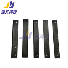 Good Quality&Good Price!!!158mm Length  Wiper For 5 Heads Large Solvent Inkjet Printer