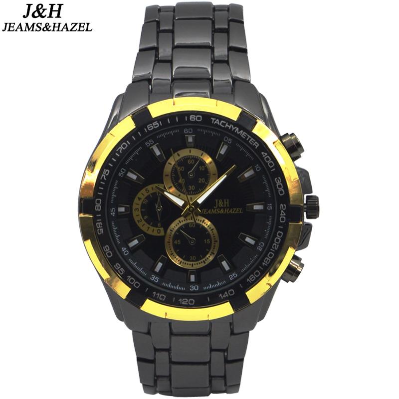 """""""JEAMS & HAZEL"""" prabangūs mados kokybės sportiniai vyrai - Vyriški laikrodžiai - Nuotrauka 4"""