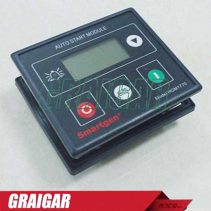 Smartgen HGM1770  Automatic Engine Control ModuleSmartgen HGM1770  Automatic Engine Control Module