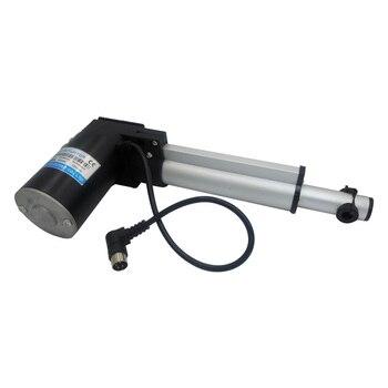 Dc lineaire actuator 150mm 24 V dc lineaire motor heavy duty 6000N 4000N 2000N IP54 voor elektrische massage stoel