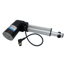 Dc linear actuator 150mm 24V dc linear motor heavy duty 6000N 4000N 2000N IP54 for electric massage chair(China)