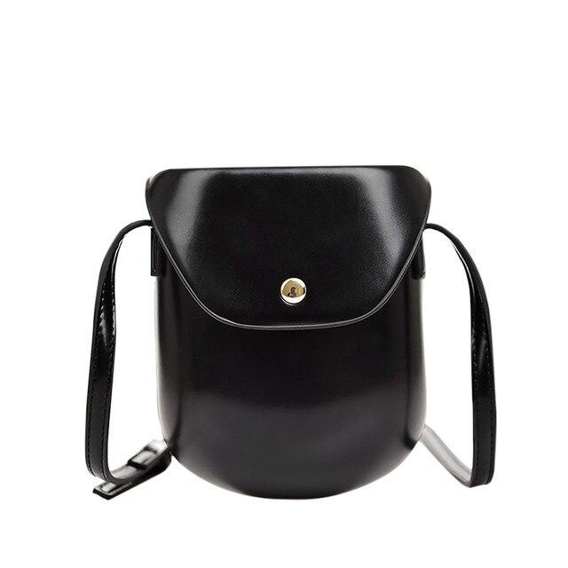 Sacos do Mensageiro das mulheres Simples All-purpose Quadrado Pequeno Ombro Único Crossbody Bag Borse Da Donna Canta # YL5