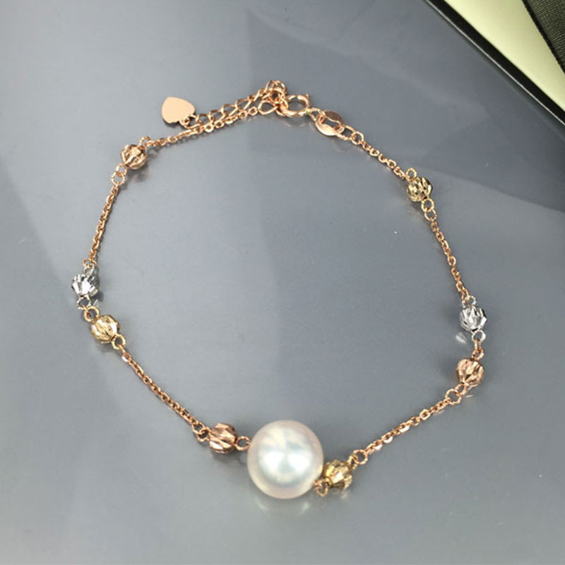 Robira High Quality Simple Freshwater Pearl Charm Bracelets For ...
