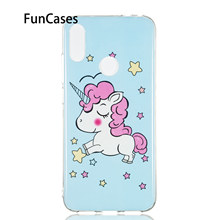 Mobile Phone Case For capinha Redmi Note 7 Animal Soft Silicone Shell sFor Redmi coque Note 7 Coverage Soft TPU Case Protector(China)