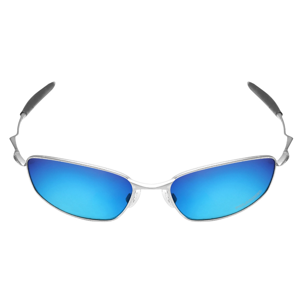 c9736ed5950bc Mryok+ POLARIZED Resist SeaWater Replacement Lenses for Oakley Whisker Sunglasses  Ice Blue-in Accessories from Apparel Accessories on Aliexpress.com ...