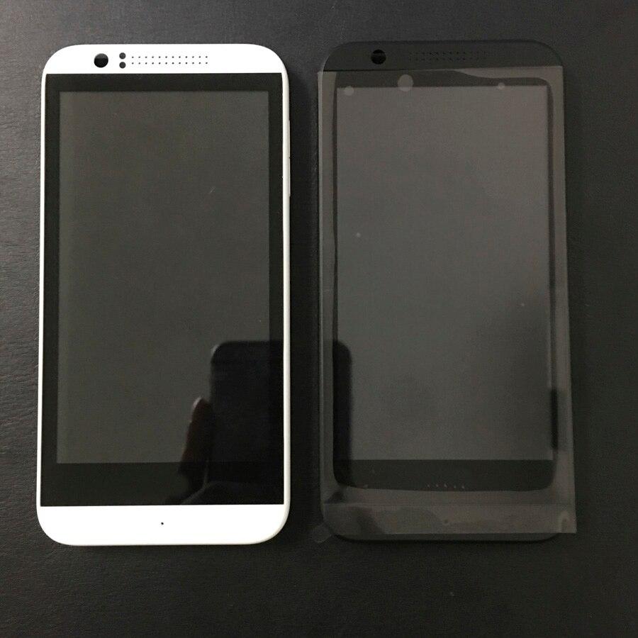 imágenes para Original Lcd Para HTC Desire 510 Pantalla LCD de Pantalla Táctil Digitalizador Con Marco de Herramientas Gratuitas
