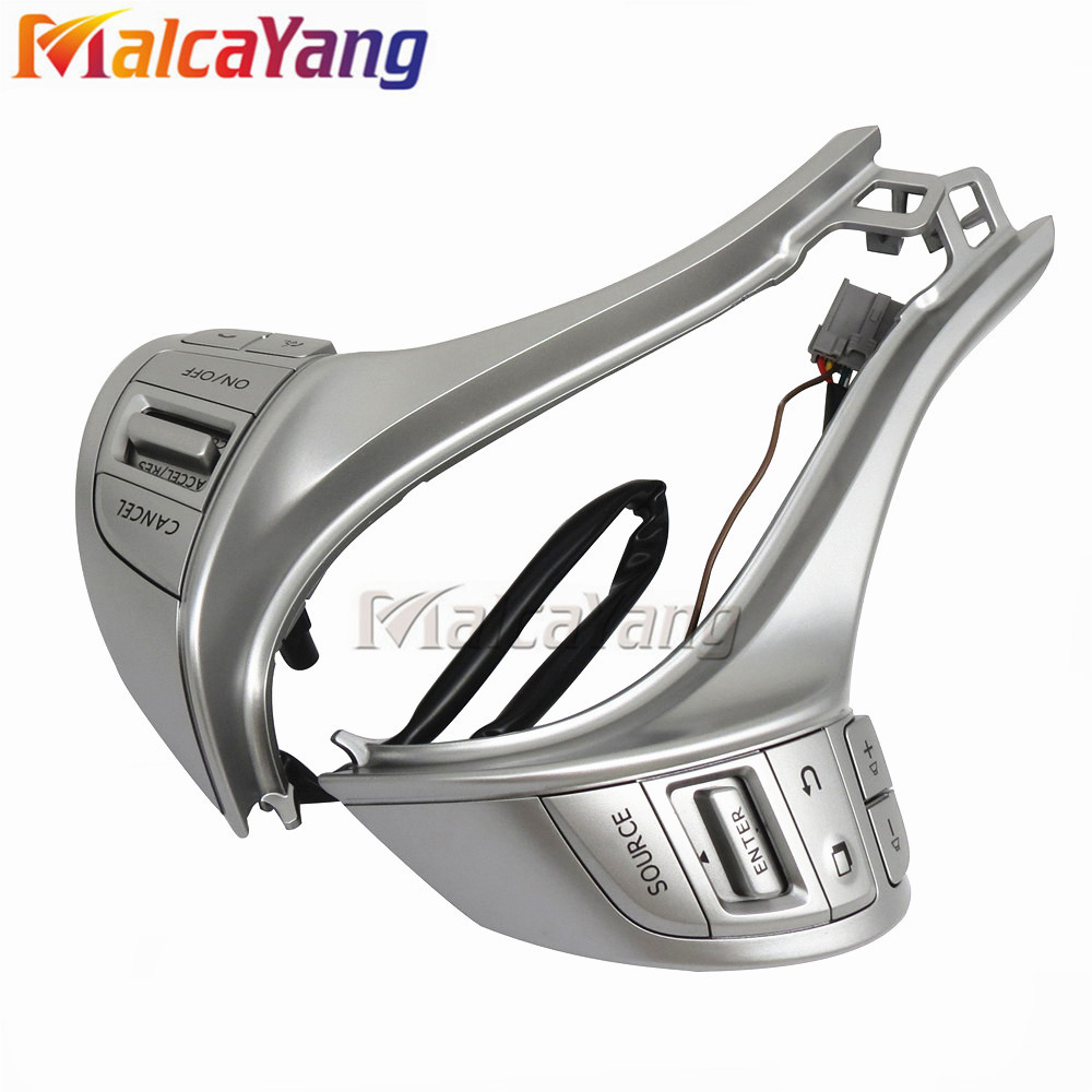 Steering Wheel Audio Control Switch 25550-3TA3A 48430-3TA1B For Nissan Altima 2013 2014 2015 .Steering Wheel Audio Control Switch 25550-3TA3A 48430-3TA1B For Nissan Altima 2013 2014 2015 .