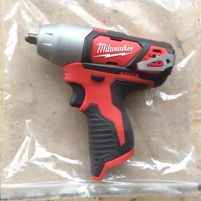 Imported Meter Swatches M12v Rechargeable Portable 3 8 12mm Square Impact Wrench Small Electric Gun
