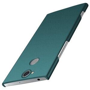 Image 5 - Dành Cho Sony Xperia XA2 XA3 Cực Ốp Lưng, cực Tối Giản Mỏng Bảo Vệ Điện Thoại Ốp Lưng Cho Sony Xperia XA2