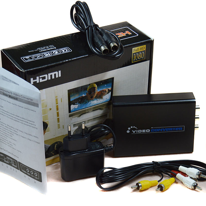 hdmi to composite convert