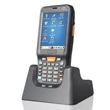 Urovo i6100S Windows CE 6,0 водонепроницаемый телефон КПК 1D 2D сканирование Ручной терминал сбора данных логистика инвентаризации 3,8 в/4500 мАч