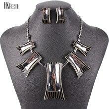Ms17556 moda marca Juegos de joyería mujer collar pendiente collar de encanto conjunto joyería nupcial del regalo del Partido de la alta calidad