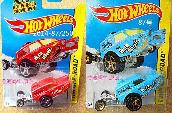 Authentic Hot Wheels Toy Boy Hot Little Sports Car Alloy - Little sports cars