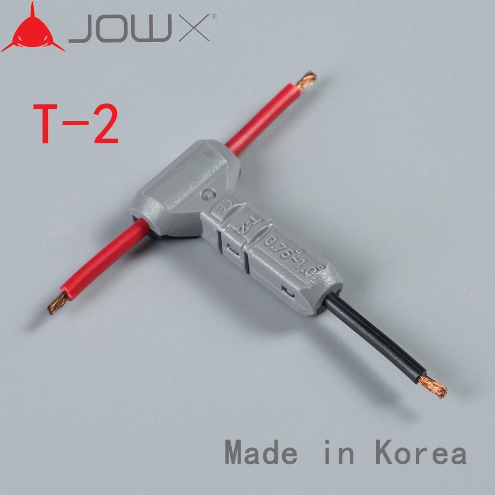 100pcs 1pin t type scotch lock quick splice wire. Black Bedroom Furniture Sets. Home Design Ideas