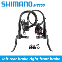 Shimano BR BL MT200 MT315 Bicycle Brake mtb Brake Hydraulic Disc Brake Mountain Clamp Bicycle Brake Upgrade M315