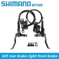 Shimano BR BL MT200 MT315 Bicycle Brake mtb Brake Hydraulic Disc Brake Mountain Clamp Bicycle Brake Upgrade M315