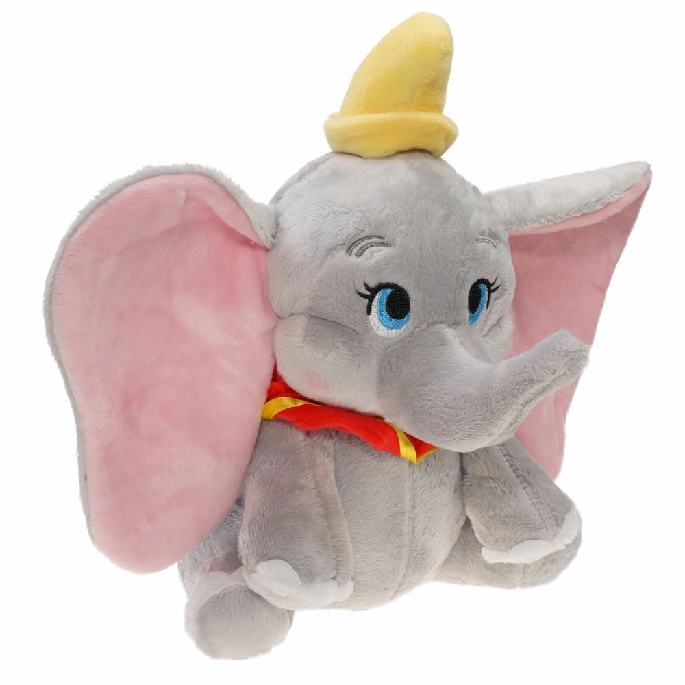 30cm Children Presents Sweet Cute Dumbo Elephant Plush Toys Stuffed Animals Soft Toys For Baby Stuffed Doll Gift For Kids