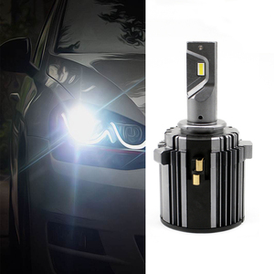Image 3 - mk7 headlight bulb white canbus error free low beam 60W 7600LM 6000K 12V waterproof csp h7 led for golf 7