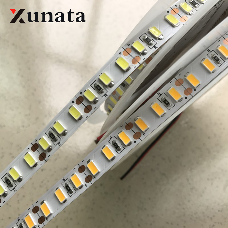 120leds/m 1M 5M Led Strip SMD 5730 Flexible Led Tape Light SMD 5630 Epistar Non Waterproof Cold White /warm White DC12V