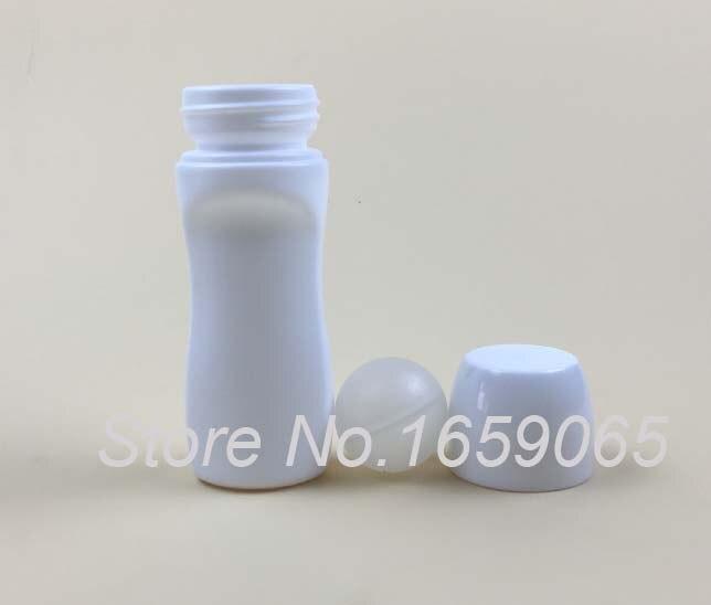 50 ml botella de Plástico Rellenable Rollo En La Botella de Aceite Esencial, 50c