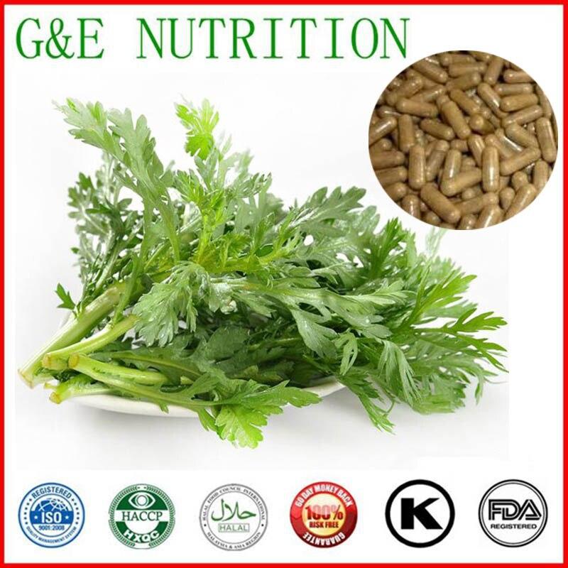 Top grad Artemisia annua/ apiacea/ Sweet Wormwood Herb/ Southernwood Capsule with free shipping, 500mg x400pcs