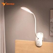 Lights Lighting - Indoor Lighting - YAGE Led Desk Lamp Reading Lamp For Study Usb Battery 14 Led Table Lamp Clip Led Lamp Modern Foldable Touch Lamp Fixtures