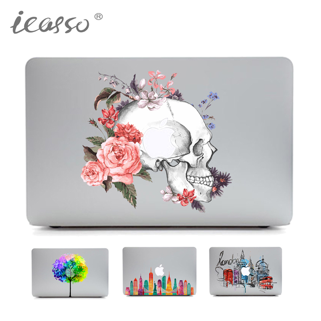 iCasso Fashion pattern Laptop Skin Sticker Decal For Macbook Air Pro Retina  13 15 inch Macbook