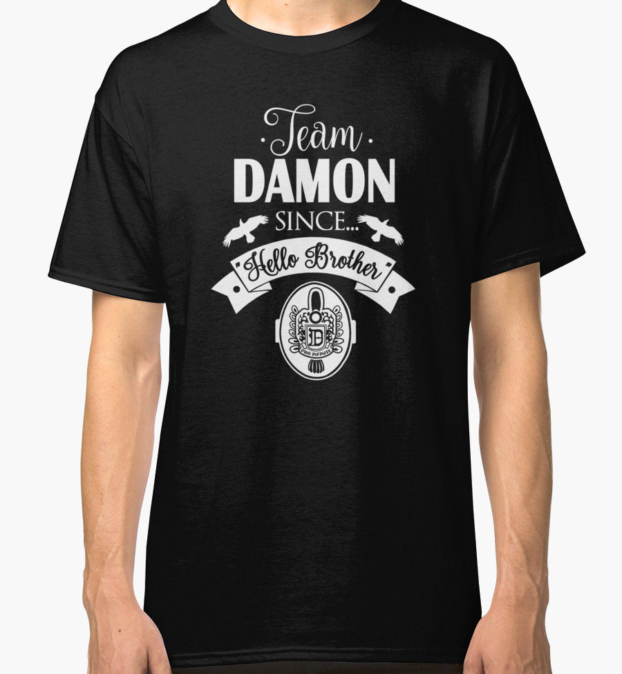 4c76f44a8a71 Buy damon salvatore print and get free shipping on AliExpress.com