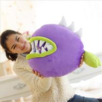 Free Shipping 45cm High quality PP Cotton Plants vs Zombies In Corpse Flower Pillows Plush Toys For Children