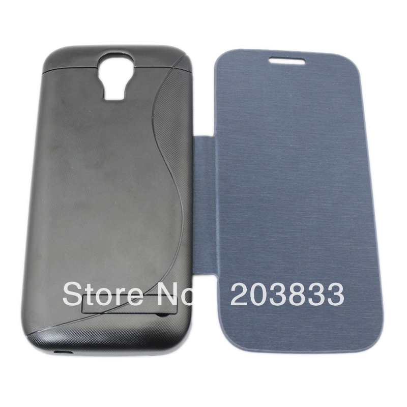 3200 mAh External Rechargerbale Backup Battery Charger case for Samsung Galaxy S4 I9500