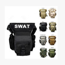High Quality Multifunctional Swat Waist Pack Leg Bag Tactical Outdoor Sports Ride Waterproof Military leg Bags