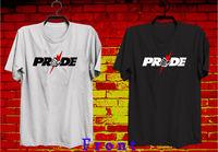 New Pride FC Fedor Emelianenko Mirko Crocop Black & White T-Shirt tee XS-3XL