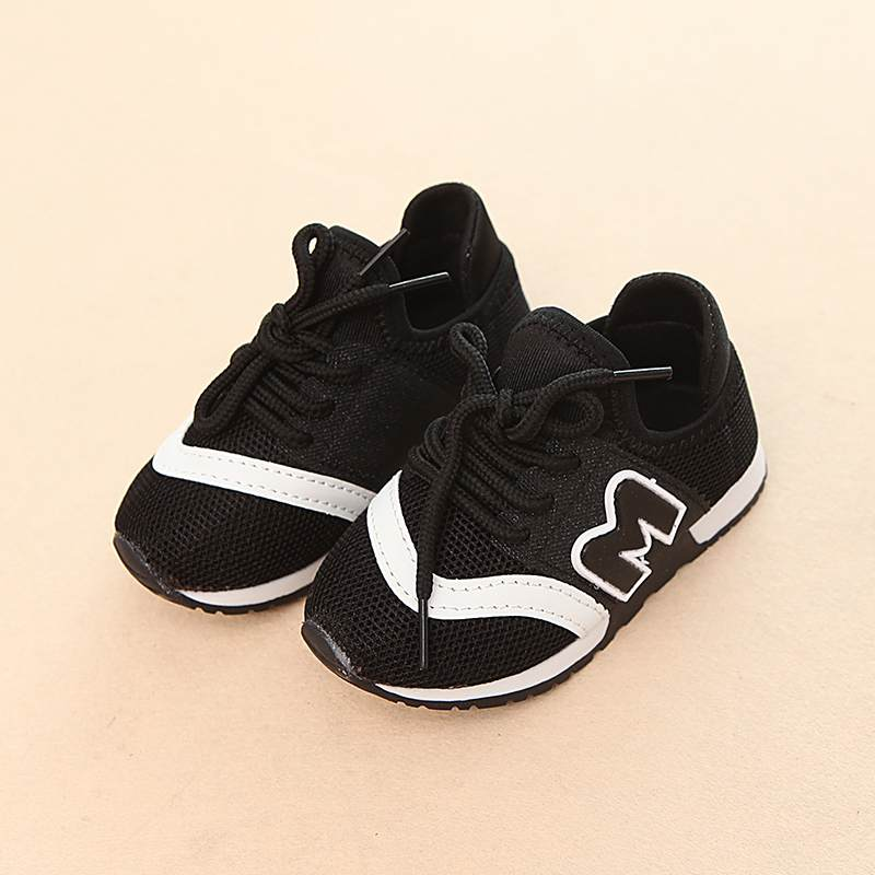 e0b0dca4991 Girls Shoes Net Breathable Kids Shoes Autumn Sports Sneakers Shoes For Girls  Boys Brand Children Shoes Fashionable-in Sneakers from Mother   Kids