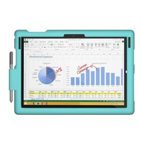 MingShore Silicone Tablet Cover Case For Microsoft Surface Pro 2017 Surface Pro 4 Rugged Case For