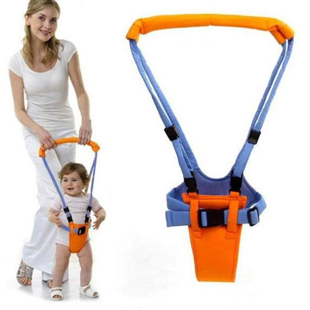 abdd48604ad8 2018 New Kid Baby Infant Toddler Harness Walk Learning Assistant ...